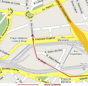 Serviço Rua Ceará