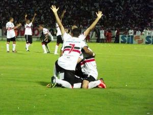 Com classificação garantida, Tricolor disputará vaga na Série A no ano do centenário (Foto: Divulgação / Site Oficial Santa Cruz)