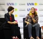 Daniela Oliveira e Carla Matera.