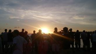 Populares no Sunset Pier
