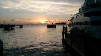 Por do sol Sunset Pier