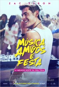 musicas, amigos e festa