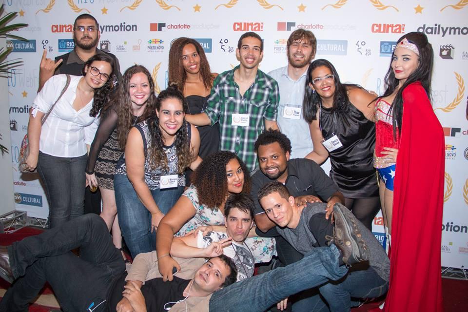 Equipe Rio Web Fest
