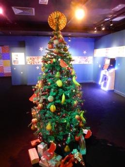 árvore de Natal + Jukebox