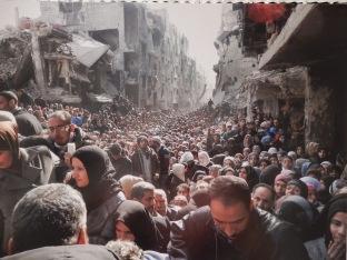 Yarmouk, na Síria