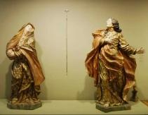 Estátuas barrocas