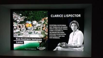 05 Endereço Clarice Llispector