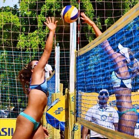 Aos 13 anos, Beatriz venceu o Campeonato Brasileiro sub-19.