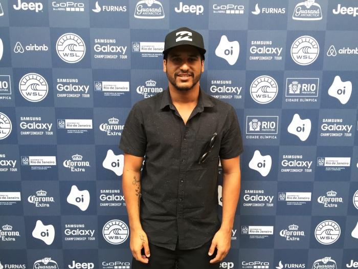 Italo Ferreira é o brasileiro mais bem colocado no ranking atual