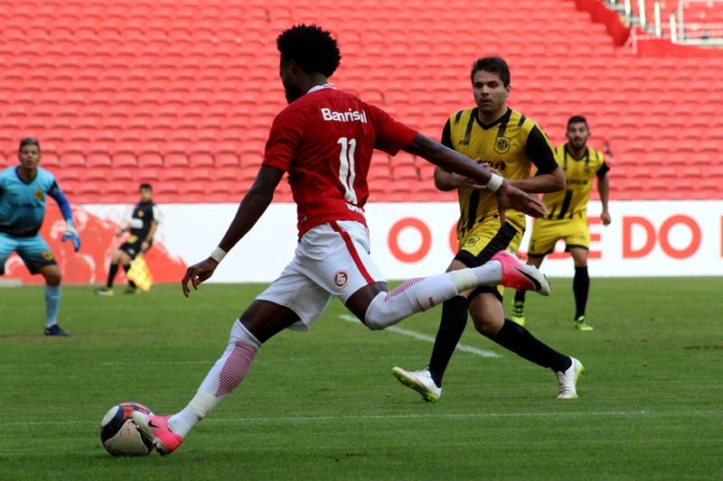 Joanderson, um dos craques do time do Internacional. Foto: Divulgação