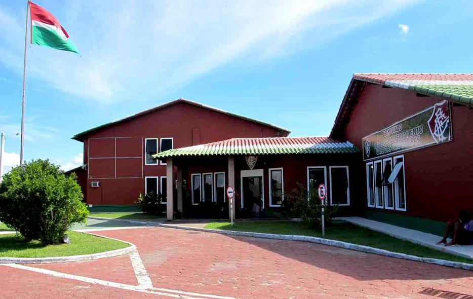 Centro de Treinamento do Fluminense. Foto: Divulgação
