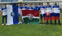 Clube eslovaco STK Samorin. Foto: Divulgação