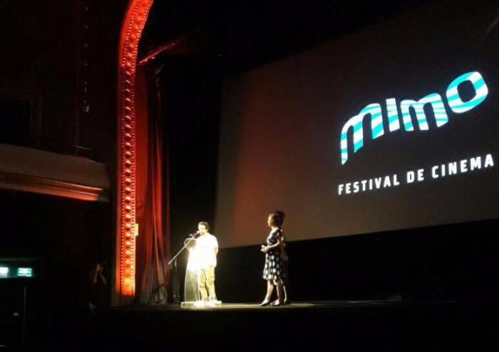 Mino Festival no Cine Odeon. Foto: Bianca Barbosa / AgênciaUVA