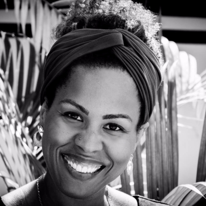 Segundo Cristiane Sobral, a indústria cultural não abraça os escritores negros. Foto: Ricardo Pacheco / Divulgação