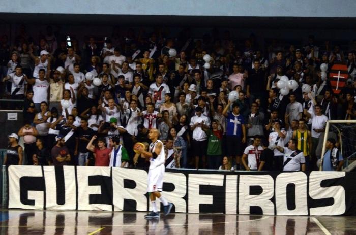 Após 13 anos, o Vasco voltou a ser protagonista no basquete nacional. Foto: Acervo do Vasco