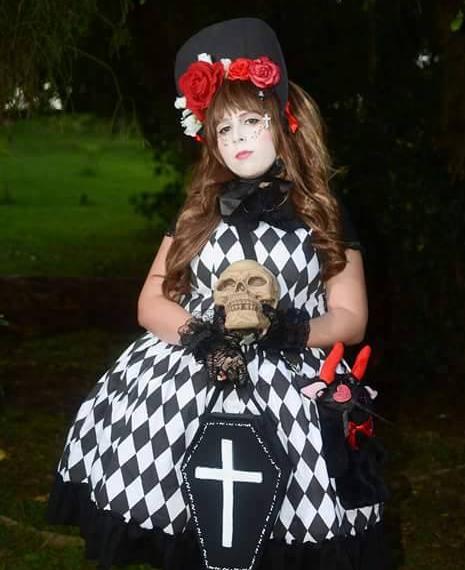 Lolita Tay. Foto: arquivo pessoal