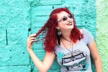 """Cecília Pereira: """"Fui influenciada por uma cantora muito conhecida dos anos 80."""""""