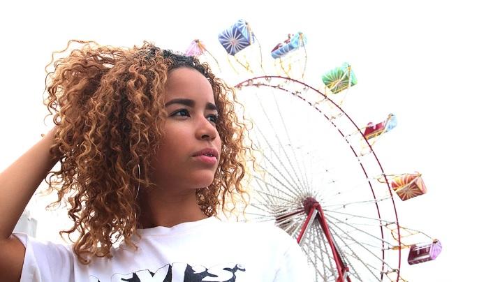 """Vanessa Freitas: """"Preciso estar em mudança constante para me sentir bem""""."""