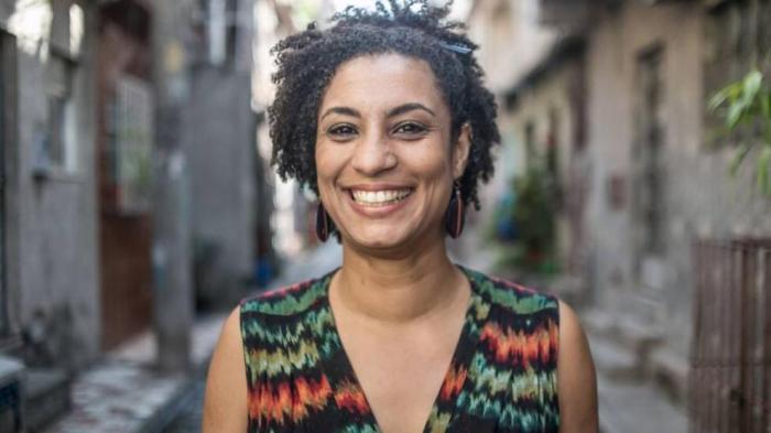 Marielle Franco estudou no CEASM e, depois, virou professora do centro de estudos da Maré. Foto: Reprodução