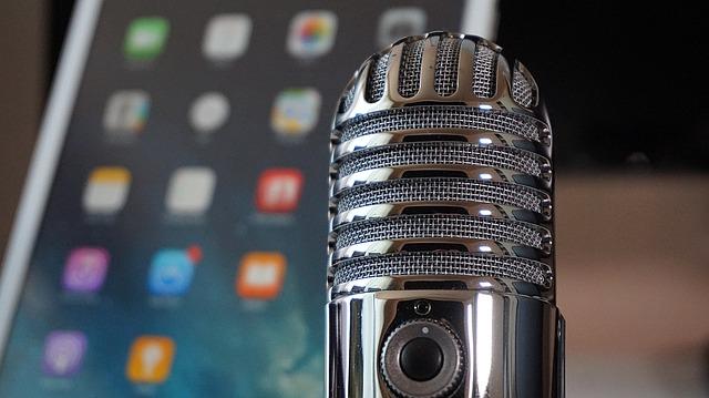 Podcast. Foto: Pixabay