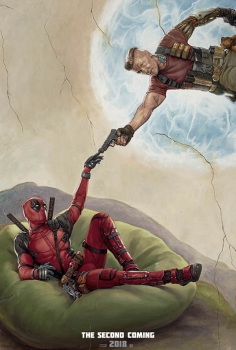 Deadpool e Cable. Foto: Fox Movies / Divulgação