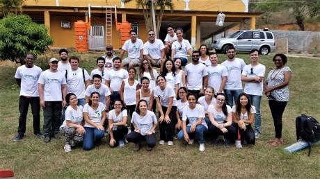 Equipe Engenheiros Sem Fronteira. Foto: Divulgação ESF-Rio
