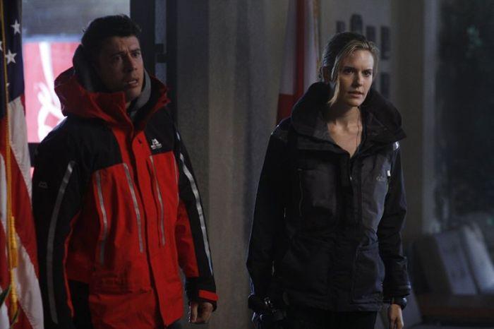 """Os personagens Casey Corbyn e Will Rutledge, do filme """"No olho do furacão"""". Foto: Divulgação"""