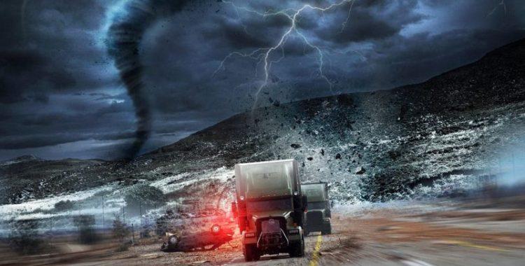 """Cena do filme """"No olho do furacão"""". Foto: Divulgação"""