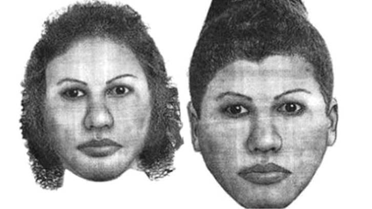 Retrato falado falso - Foto: Divulgação/Polícia Civil