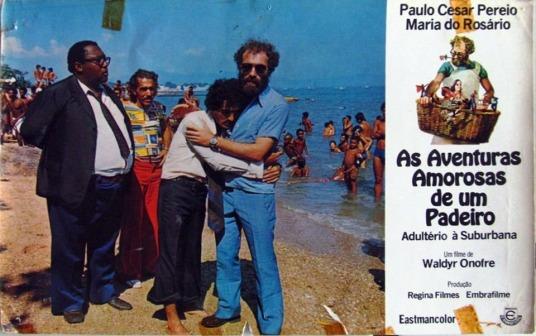 AVENTURAS AMOROSAS DE UM PADEIRO cartaz