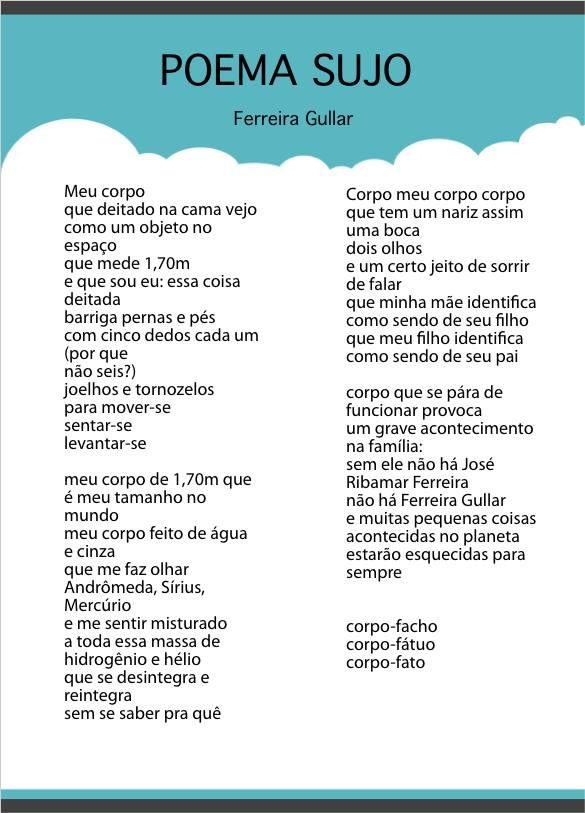 poemasujo