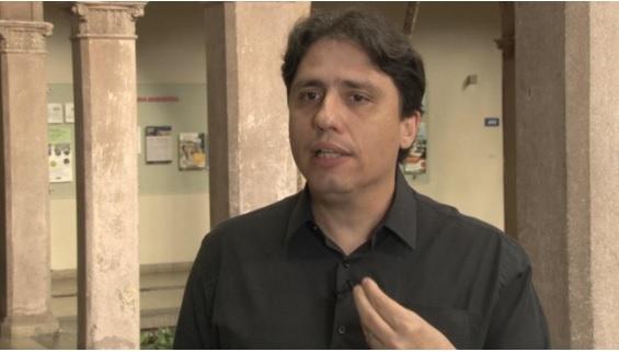 Guilherme Carvalhido, cientista político e professor de Marketing Político / TV UVA Notícias