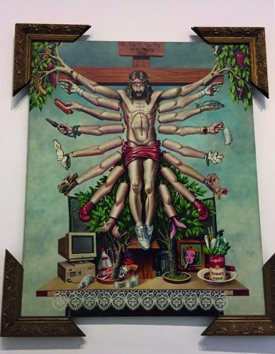 Queermuseu-Jesus-Shiva