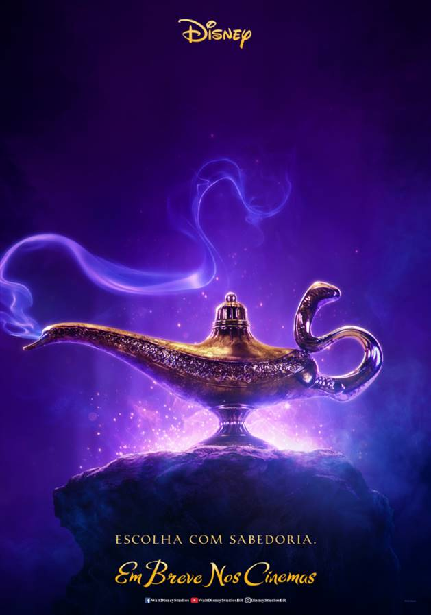 Pôster ''Aladdin''
