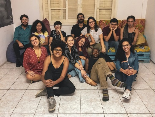 Turma Escola de Jornalismo 2018
