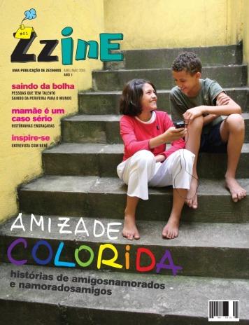 Zzine (primeira revista)