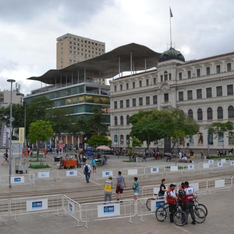 Museu de Arte do Rio (MAR) 16/11/18 Foto: Leticia Heffer