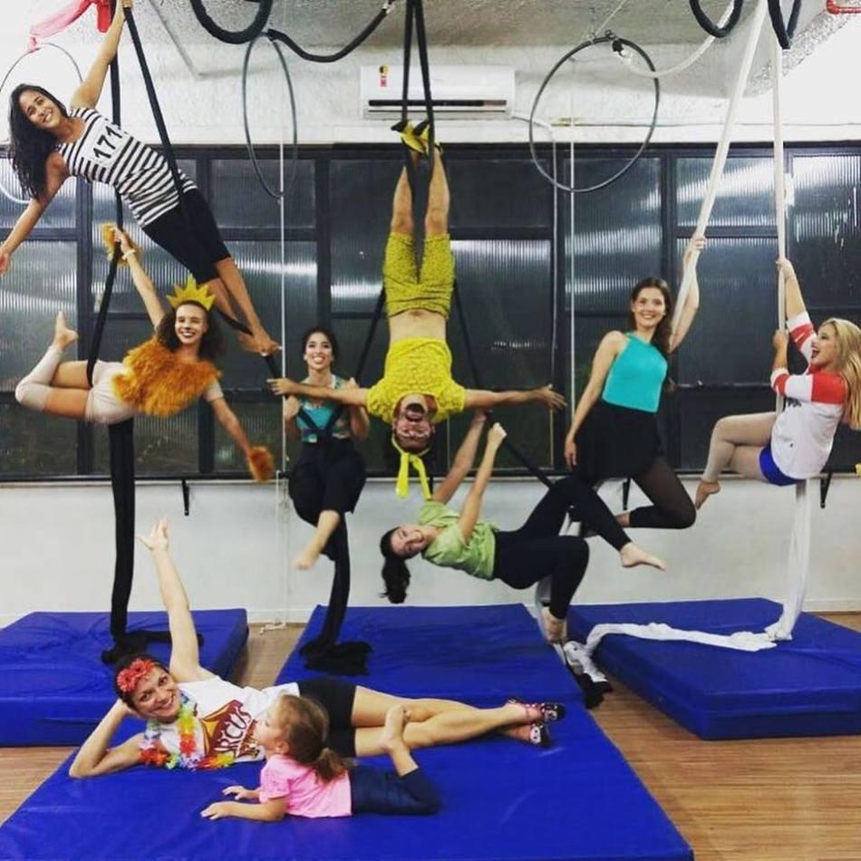 circus fit
