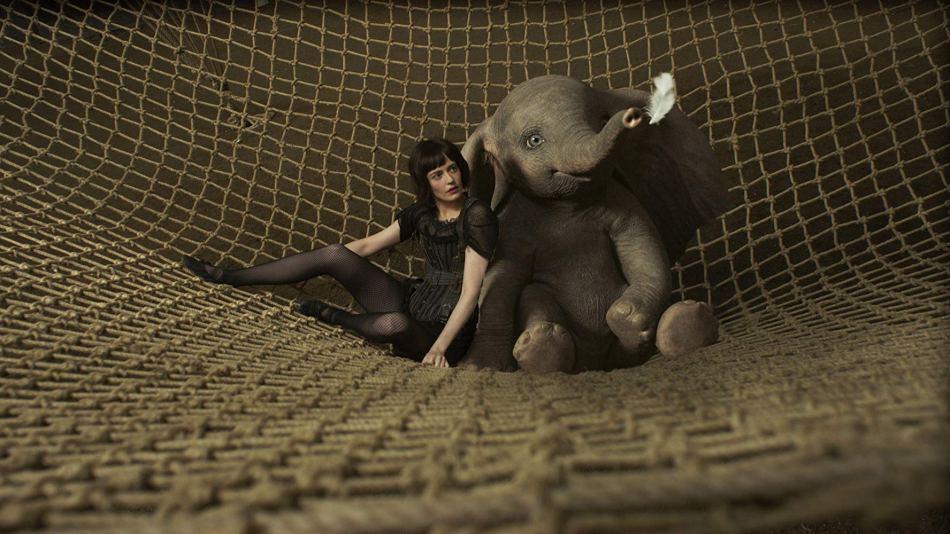 Dumbo And Eva Green