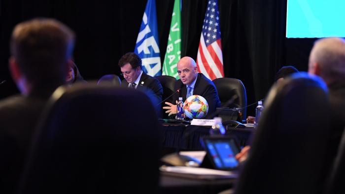 FIFA Council Meeting Miami