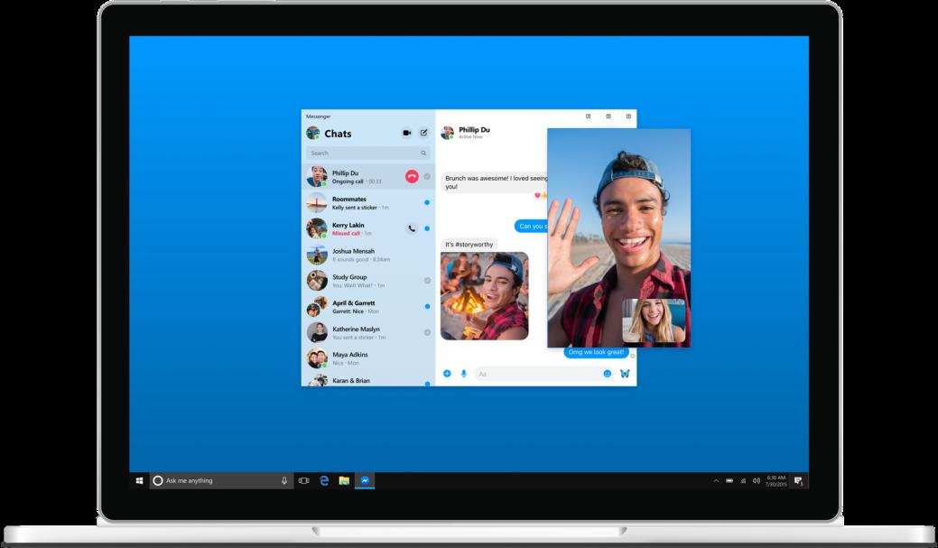 messenger-desktop-app-call