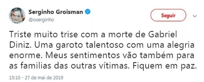twitter serginho